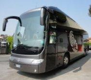 Coach travel Rome Florence Venice Milan Genua Savona Naples Catania Sicily Palermo Messina Ravenna Trieste Udine